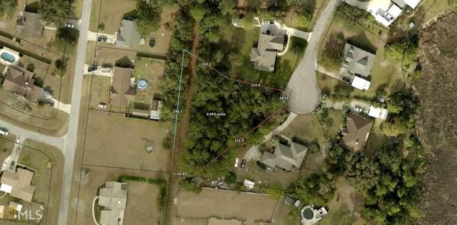 0 Sadler Cove #31, Woodbine, GA 31569 (MLS #8742111) :: Scott Fine Homes