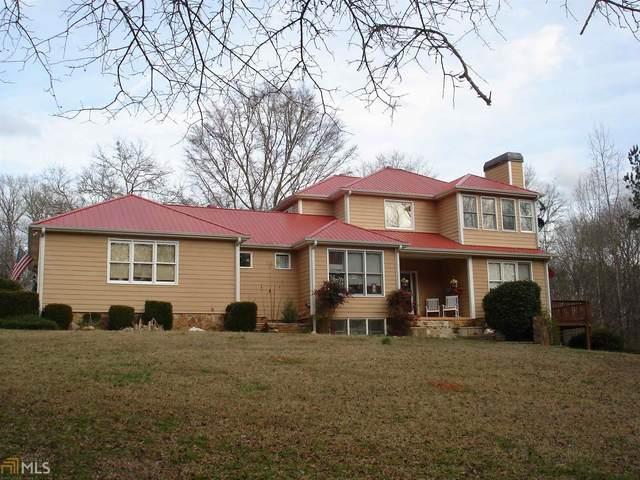 1233 Grandma Branch Rd, Grantville, GA 30220 (MLS #8742166) :: Tim Stout and Associates