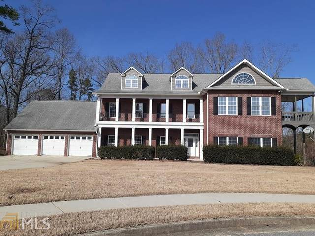 4235 Bayridge Drive, Gainesville, GA 30506 (MLS #8742201) :: The Realty Queen Team
