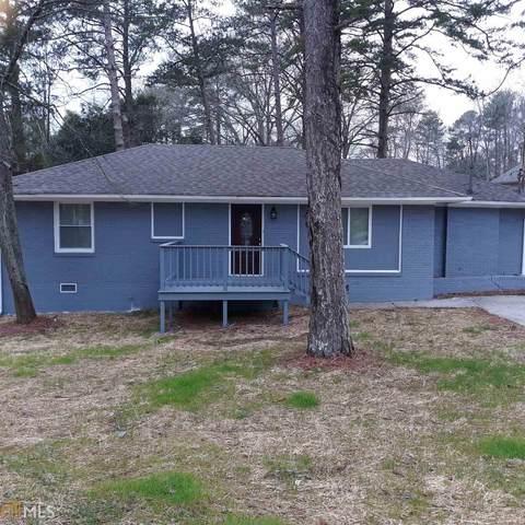 5509 Ash Street #1, Forest Park, GA 30297 (MLS #8742209) :: Tim Stout and Associates
