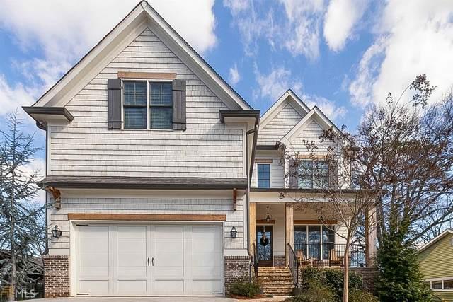 4221 Weaver St, Smyrna, GA 30080 (MLS #8742219) :: Buffington Real Estate Group