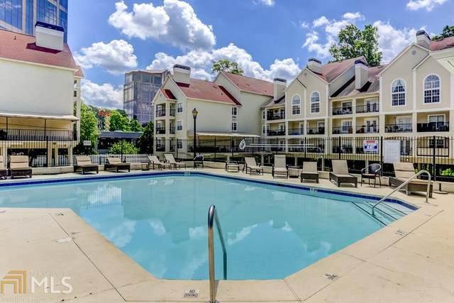 3655 Habersham Rd Ne A122, Atlanta, GA 30305 (MLS #8742276) :: Athens Georgia Homes