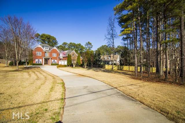 2830 Burnt Hickory Road Nw, Marietta, GA 30064 (MLS #8742322) :: Buffington Real Estate Group