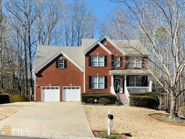 220 Hollyberry Way, Ball Ground, GA 30107 (MLS #8742329) :: Buffington Real Estate Group