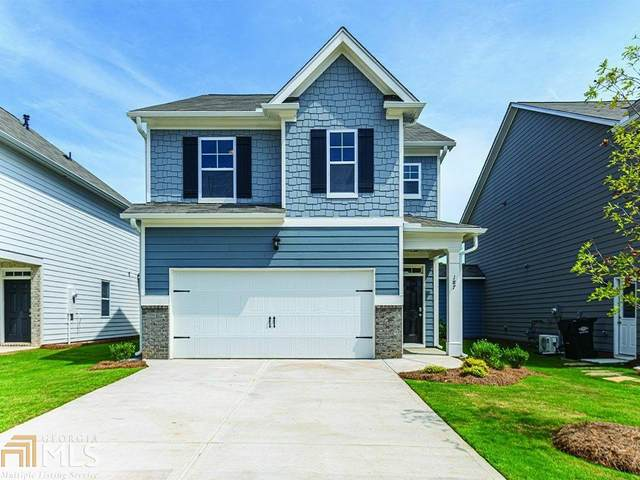 138 Woodhouse Cir, Acworth, GA 30102 (MLS #8742349) :: Buffington Real Estate Group