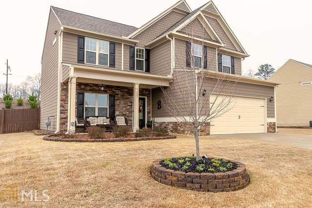 127 Sage Hill, Ball Ground, GA 30107 (MLS #8742468) :: Buffington Real Estate Group