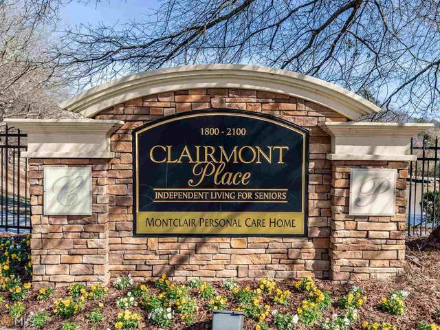 1800 Clairmont Lake #214, Decatur, GA 30033 (MLS #8742785) :: Athens Georgia Homes