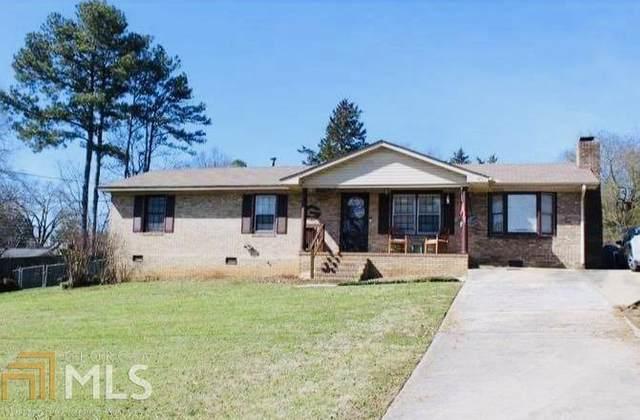 613 Hillside Dr, Cedartown, GA 30125 (MLS #8742859) :: Rettro Group