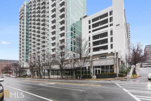 250 Pharr Rd Ne #307, Atlanta, GA 30305 (MLS #8742927) :: Rich Spaulding