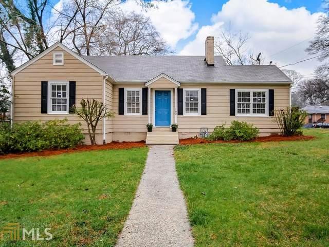 182 Mellrich Avenue Ne, Atlanta, GA 30317 (MLS #8742995) :: RE/MAX Eagle Creek Realty