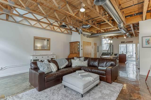 1661 La France Street #324, Atlanta, GA 30307 (MLS #8743024) :: RE/MAX Eagle Creek Realty