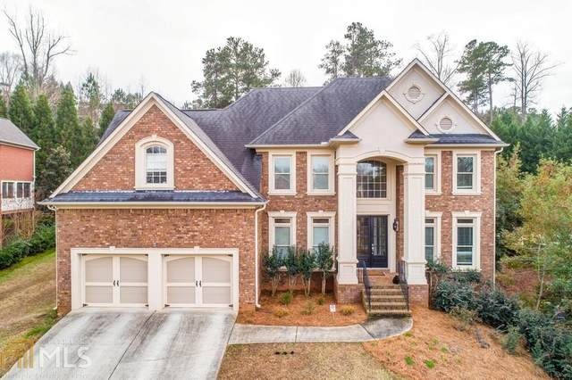 882 Woodleaf Park Drive, Mableton, GA 30126 (MLS #8743412) :: RE/MAX Eagle Creek Realty
