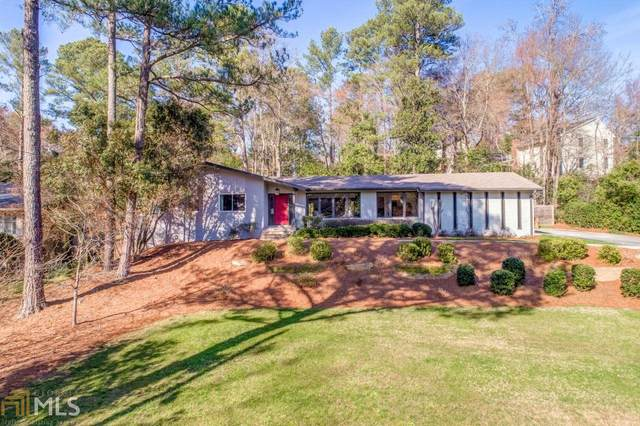 4200 Paradise Cir, Atlanta, GA 30339 (MLS #8743426) :: RE/MAX Eagle Creek Realty