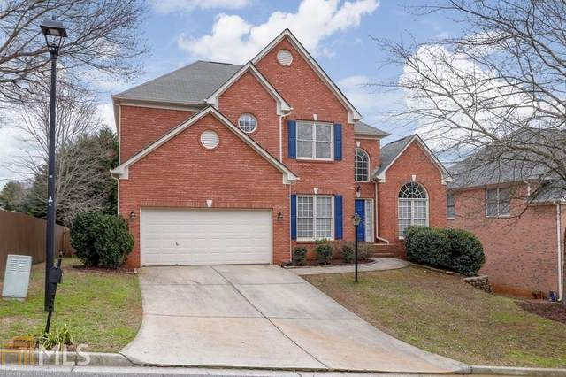 4811 Clay Brooke Drive Se, Smyrna, GA 30082 (MLS #8743706) :: RE/MAX Eagle Creek Realty