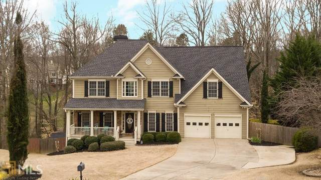 8660 Woodland View Dr, Gainesville, GA 30506 (MLS #8743710) :: RE/MAX Eagle Creek Realty