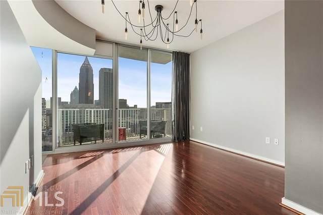 860 Peachtree Street #2208, Atlanta, GA 30308 (MLS #8743729) :: RE/MAX Eagle Creek Realty