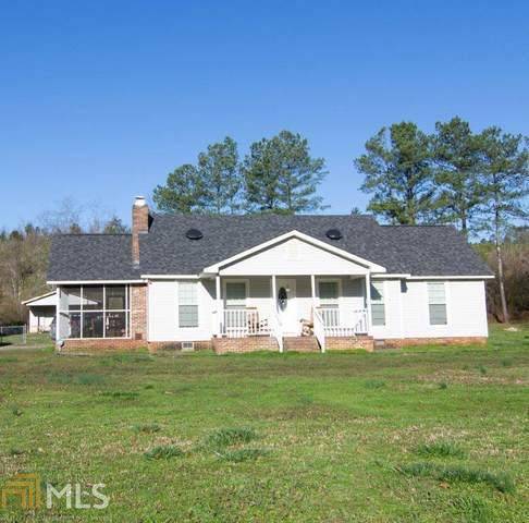 5544 SW Fosters Mill Rd, Cave Spring, GA 30124 (MLS #8743732) :: Buffington Real Estate Group