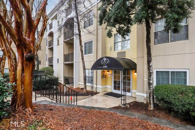 970 Sidney Marcus Blvd #2312, Atlanta, GA 30324 (MLS #8744015) :: Rich Spaulding