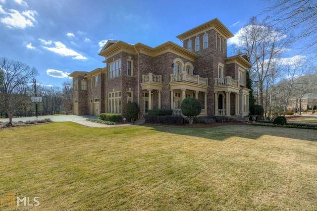 3130 W Addison Dr, Alpharetta, GA 30022 (MLS #8744359) :: Buffington Real Estate Group