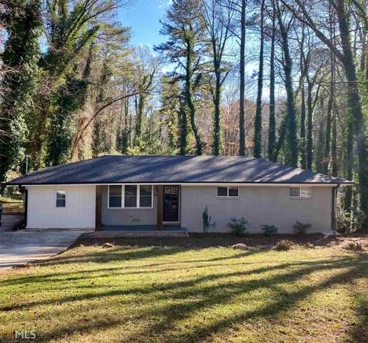 1683 Rockcliff Pl, Atlanta, GA 30316 (MLS #8744501) :: Tim Stout and Associates