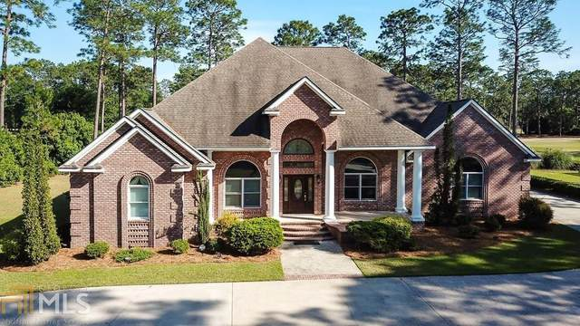 8 Birdie Dr, Jesup, GA 31545 (MLS #8745361) :: The Durham Team