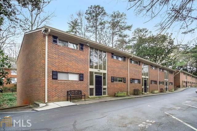 1135 Clairemont Ave E, Decatur, GA 30030 (MLS #8745716) :: Rich Spaulding