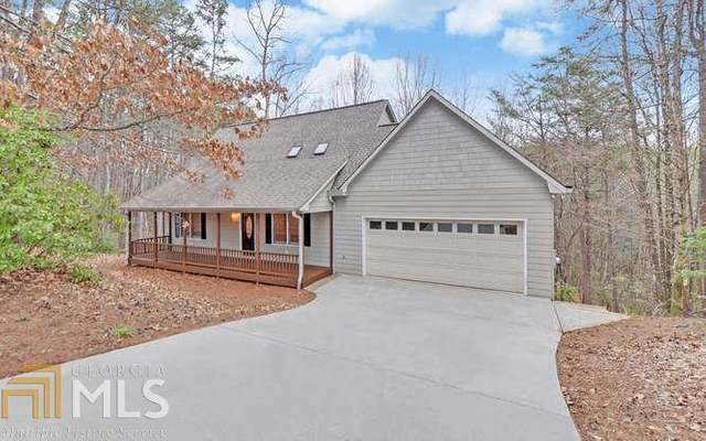 71 Hawks Nest, Sautee Nacoochee, GA 30571 (MLS #8746426) :: Lakeshore Real Estate Inc.