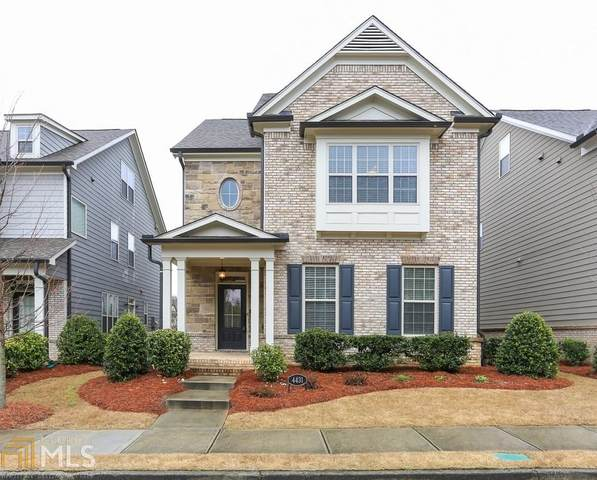 4431 Bellview Walk, Duluth, GA 30097 (MLS #8746763) :: The Durham Team