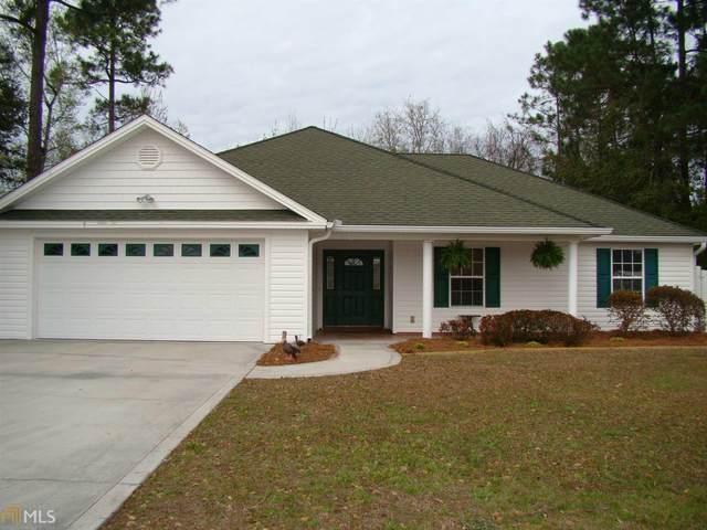 207 Timber Way, Brunswick, GA 31525 (MLS #8747035) :: Buffington Real Estate Group