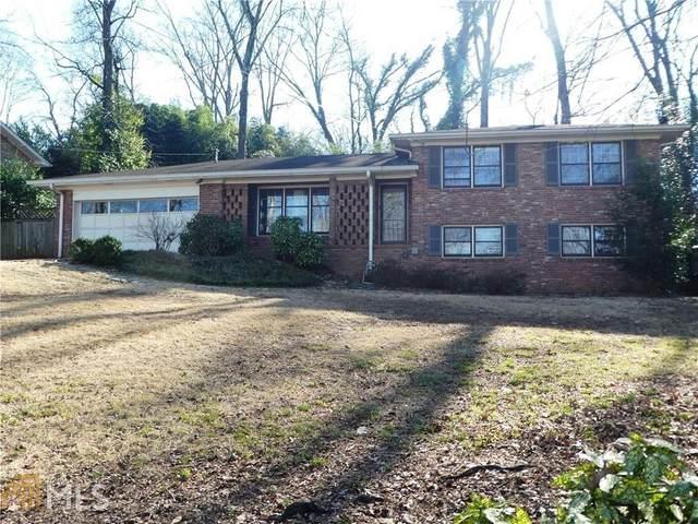 518 Duke Dr, Marietta, GA 30066 (MLS #8747369) :: Buffington Real Estate Group
