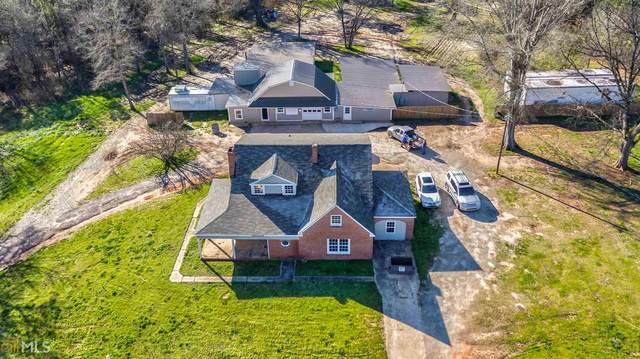 755 Monticello Rd, Eatonton, GA 31024 (MLS #8747498) :: The Heyl Group at Keller Williams