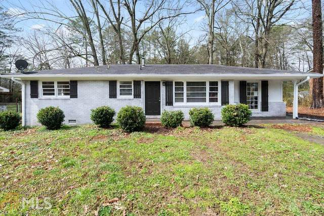 27 Wynnie Rd Ne, Rome, GA 30165 (MLS #8747738) :: Buffington Real Estate Group