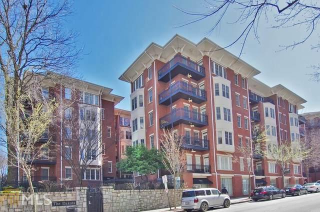 850 Piedmont Ave Ne #2503, Atlanta, GA 30308 (MLS #8747895) :: Rich Spaulding