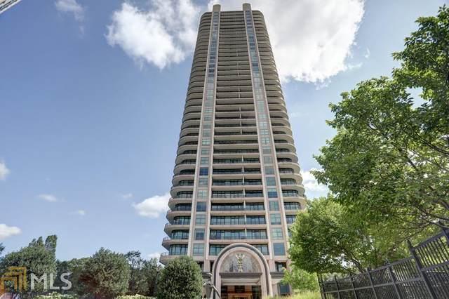 750 Park Ave Ne 8-S, Atlanta, GA 30326 (MLS #8747901) :: Rich Spaulding