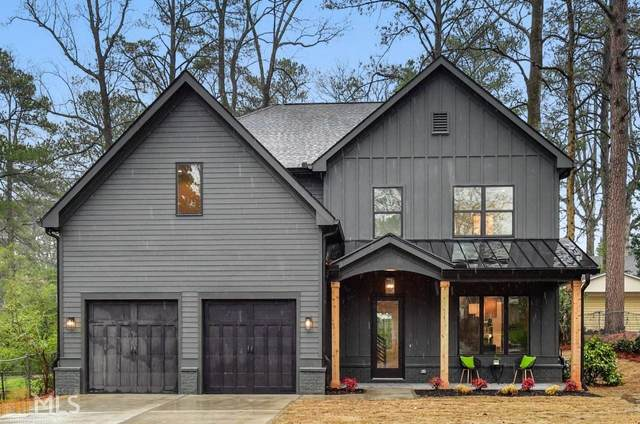 3093 Jefferson St, Chamblee, GA 30341 (MLS #8748022) :: Scott Fine Homes