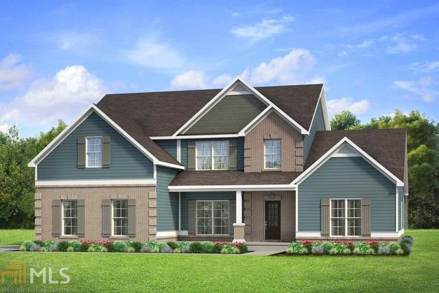 120 Estancia Ln #31, Fayetteville, GA 30215 (MLS #8748065) :: Crown Realty Group