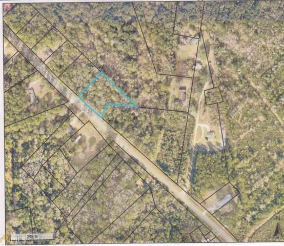 0 Kinlaw, Woodbine, GA 31569 (MLS #8748290) :: Military Realty
