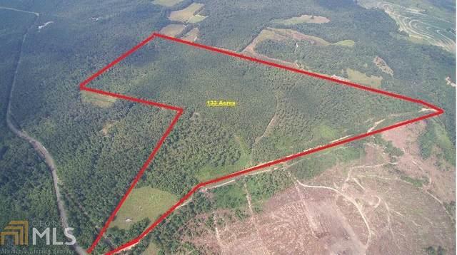 0 Marvis Chapman Rd 133 Acres, Ideal, GA 31041 (MLS #8748529) :: Rich Spaulding
