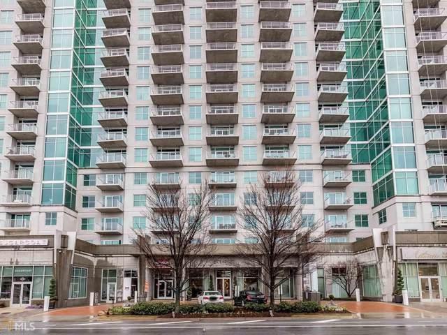 250 Pharr Rd #1204, Atlanta, GA 30305 (MLS #8748879) :: Athens Georgia Homes