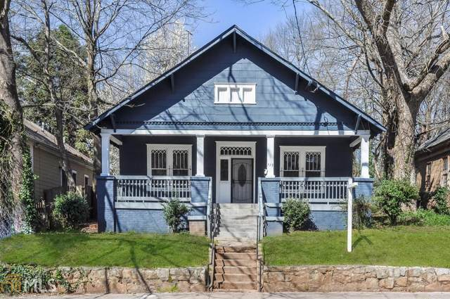 713 Dill Ave, Atlanta, GA 30310 (MLS #8749320) :: Community & Council
