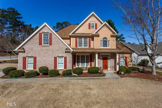 4198 Easterbrooke, Kennesaw, GA 30144 (MLS #8749366) :: Buffington Real Estate Group