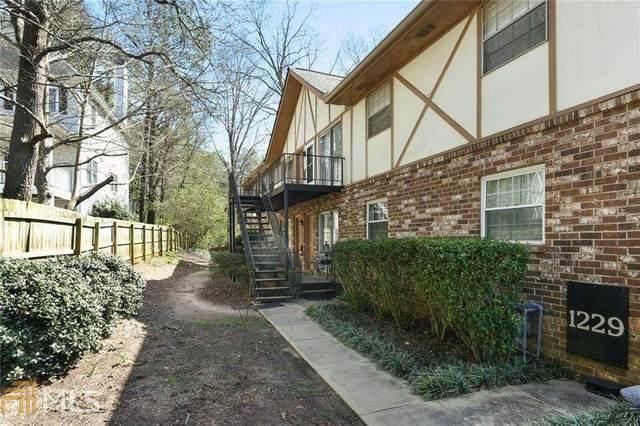 1229 Church St H, Decatur, GA 30030 (MLS #8749432) :: Rich Spaulding