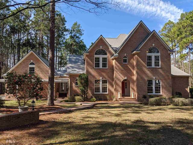 607 Colonial Ct, Statesboro, GA 30458 (MLS #8749711) :: The Heyl Group at Keller Williams
