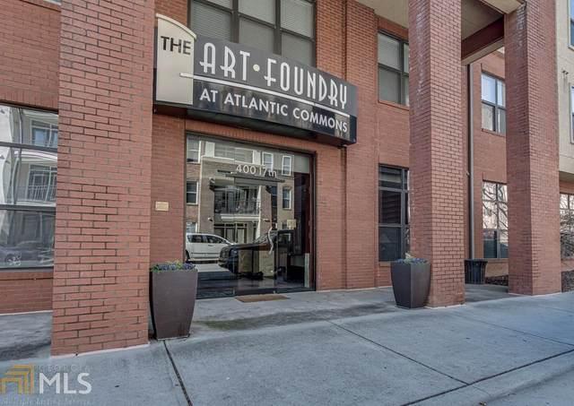 400 17Th St Nw #1317, Atlanta, GA 30363 (MLS #8749887) :: Lakeshore Real Estate Inc.