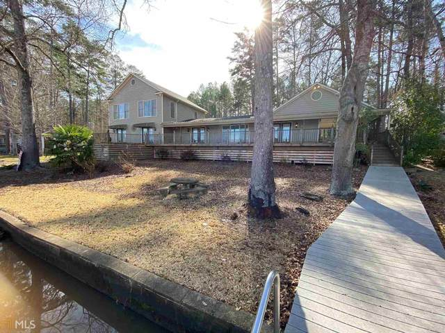 151 Lake Dr Nw, Milledgeville, GA 31061 (MLS #8749912) :: Buffington Real Estate Group