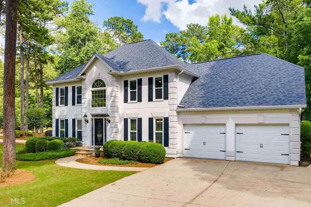 215 Lake Pines Pt, Alpharetta, GA 30005 (MLS #8750156) :: The Realty Queen & Team