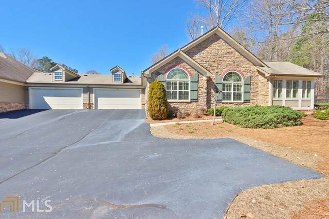 5242 Stone Village Cir Nw #38, Kennesaw, GA 30152 (MLS #8750183) :: Buffington Real Estate Group