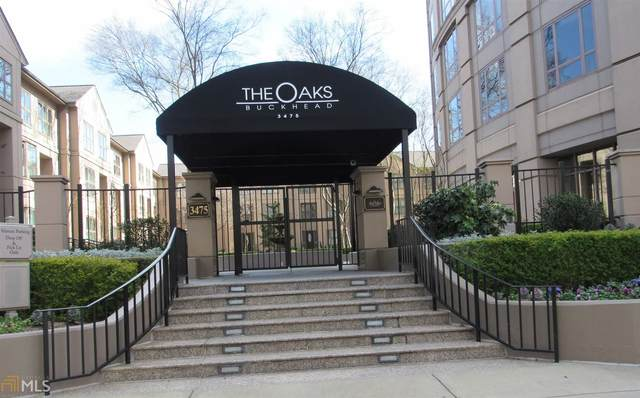 3475 Oak Valley Rd Ne #2260, Atlanta, GA 30326 (MLS #8750341) :: Athens Georgia Homes