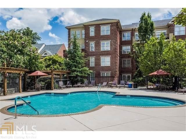 1735 Peachtree St #520, Atlanta, GA 30309 (MLS #8750368) :: Rich Spaulding