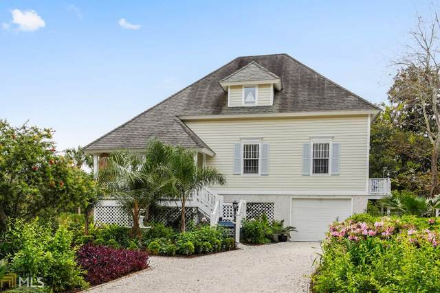 132 Grand Oaks Ln, St. Simons, GA 31522 (MLS #8750483) :: RE/MAX Eagle Creek Realty